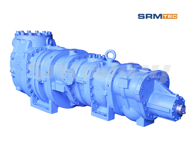 SRM-20620 Open-Type Compound Two-Stage Screw Compressor
